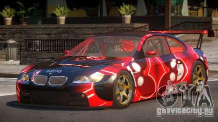 2009 BMW M3 GT2 L3 для GTA 4