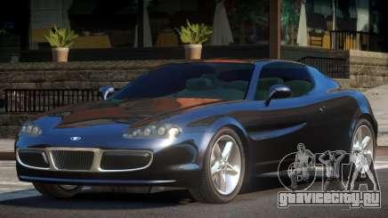 Daewoo Bucrane для GTA 4