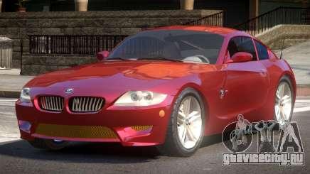 BMW Z4 PSI для GTA 4
