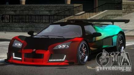 Gumpert Apollo Drift L9 для GTA 4