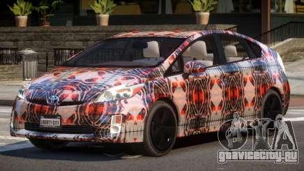 Toyota Prius L3 для GTA 4