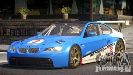 2009 BMW M3 GT2 L2 для GTA 4