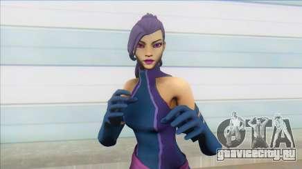 Psylocke для GTA San Andreas