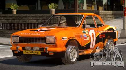 Desert Car from Trackmania PJ2 для GTA 4