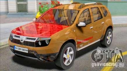 Dacia Duster 2014 Modu Türkiye для GTA San Andreas