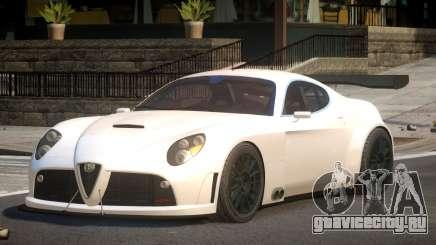 2007 Alfa Romeo 8C для GTA 4