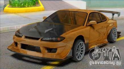 Nissan Silvia S15 DCL - Clean version для GTA San Andreas