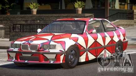 1992 BMW M3 E36 L2 для GTA 4