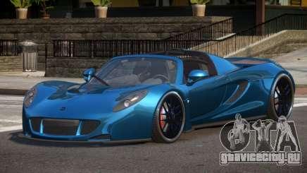 2011 Hennessey Venom GT для GTA 4
