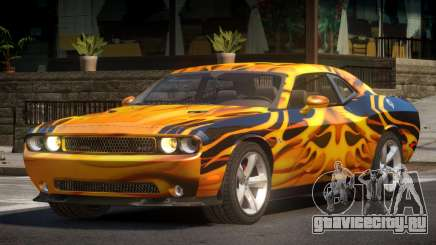 Dodge Challenger R-Tuned L5 для GTA 4
