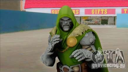 Dr Doom From Fortnite для GTA San Andreas