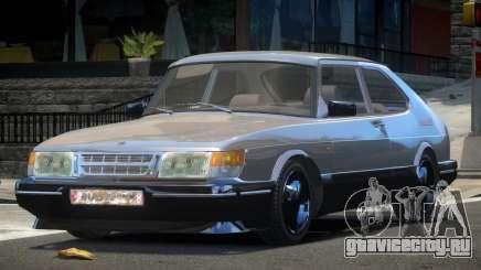 Saab 900 BS для GTA 4