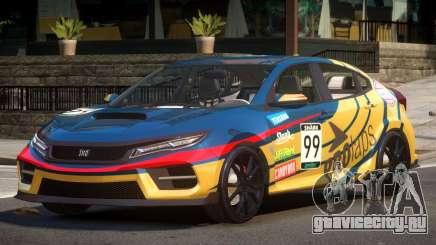 Dinka Sugoi L9 для GTA 4