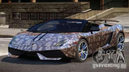 Lamborghini Gallardo LP570 SR L5 для GTA 4