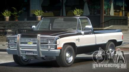 Chevrolet Silverado Old для GTA 4