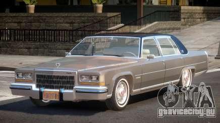 Cadillac Fleetwood SN для GTA 4