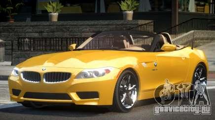 BMW Z4 SR-S для GTA 4