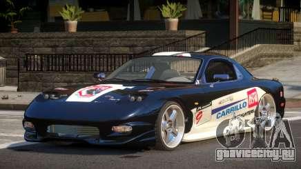 Mazda RX7 L-Tuned L6 для GTA 4