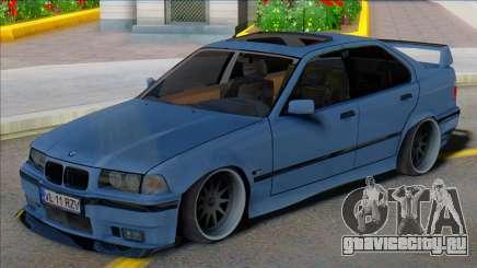 BMW Е36 Sedan Low для GTA San Andreas