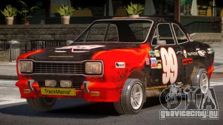 Desert Car from Trackmania PJ6 для GTA 4