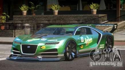 Truffade Nero Custom L7 для GTA 4