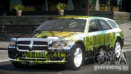 Dodge Magnum UL L8 для GTA 4