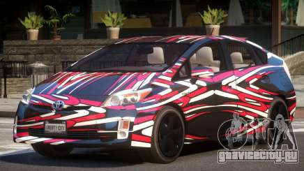 Toyota Prius L9 для GTA 4