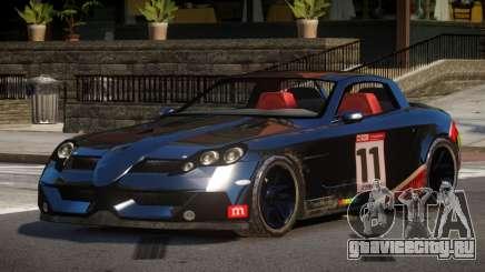 Coast Car from Trackmania PJ6 для GTA 4