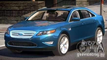 Ford Taurus ES для GTA 4