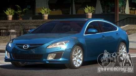 2010 Mazda 6 для GTA 4