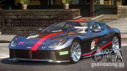 Grotti Itali GTO L3 для GTA 4