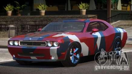 Dodge Challenger SRT8 GST L3 для GTA 4