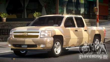 Chevrolet Silverado GST 1500 L2 для GTA 4