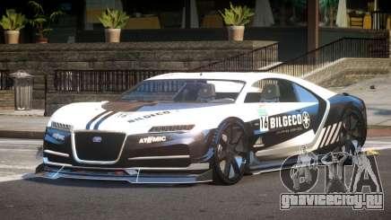 Truffade Nero Custom L4 для GTA 4