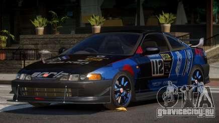 1999 Honda Integra PJ8 для GTA 4