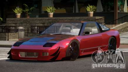 Nissan 240SX GS для GTA 4