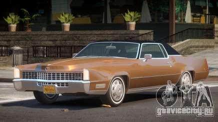 1969 Cadillac Eldorado для GTA 4