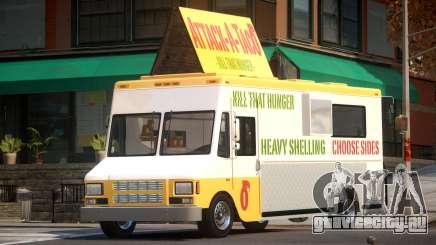 Brute Taco Van для GTA 4