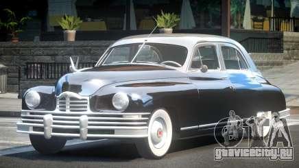 Packard Eight V1.0 для GTA 4