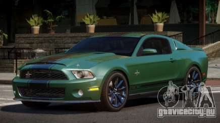 2015 Shelby GT500 для GTA 4