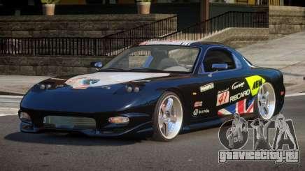 Mazda RX7 L-Tuned L2 для GTA 4