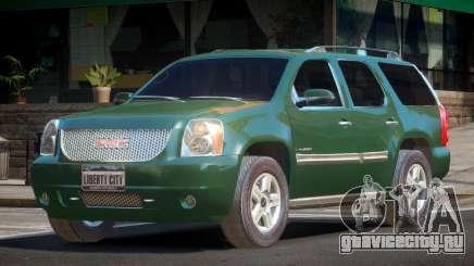 GMC Yukon TR для GTA 4