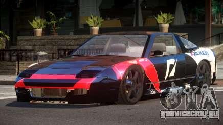 Nissan 240SX GS L7 для GTA 4