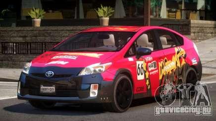 Toyota Prius L6 для GTA 4