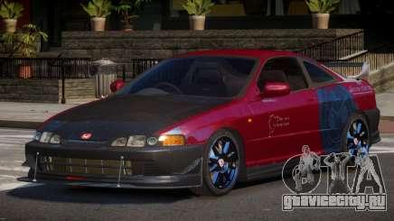 1999 Honda Integra PJ4 для GTA 4