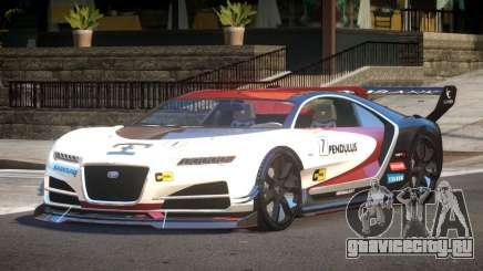 Truffade Nero Custom L3 для GTA 4