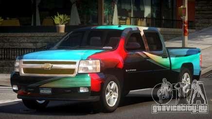 Chevrolet Silverado GST 1500 L5 для GTA 4