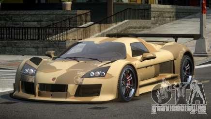 Gumpert Apollo Drift L3 для GTA 4