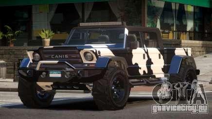 Canis Kamacho L2 для GTA 4
