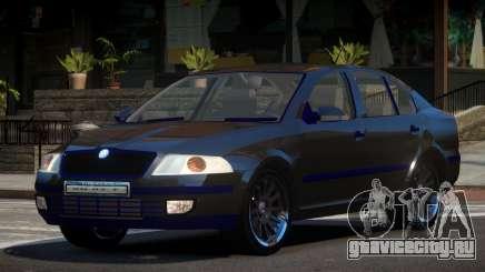 Skoda Octavia TR для GTA 4